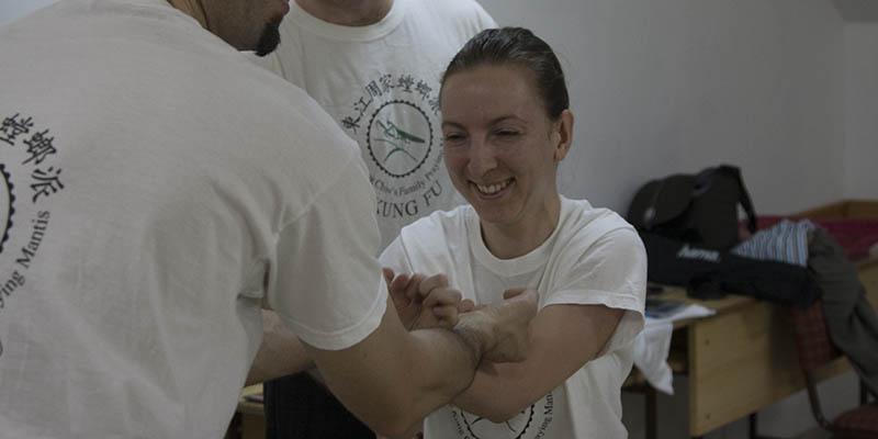 Kungfu, erő, kungfu iskola kezdőknek